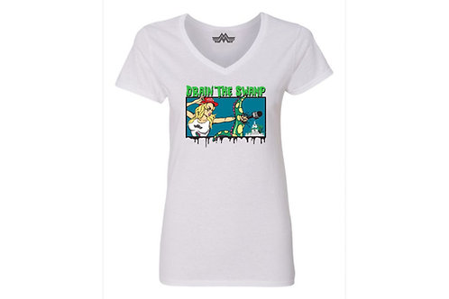 Women's Drain The Swamp T-Shirt