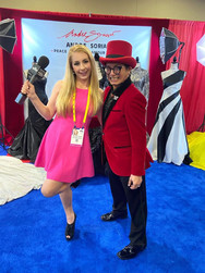 Andre Soriano - MAGA Dress Designer