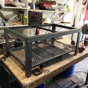 Custom Coffee Table Base
