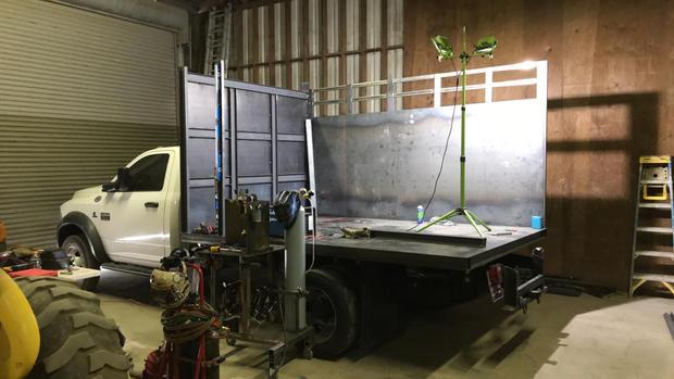 Custom Truck Welding