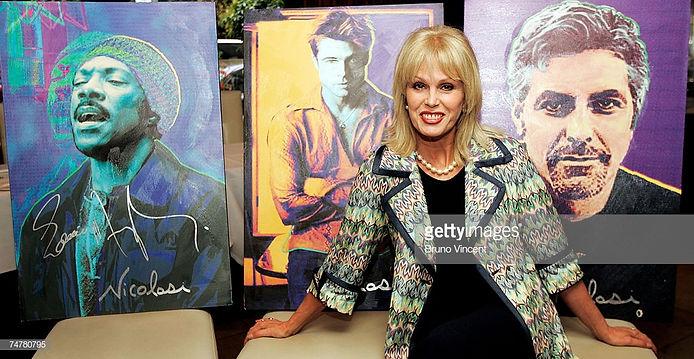 2007_06_19 Joanna Lumley Princes Trust L