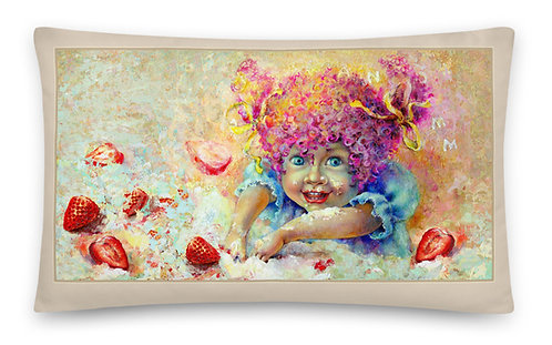 """Mascarpone &Angel "" 30 x50 cm"