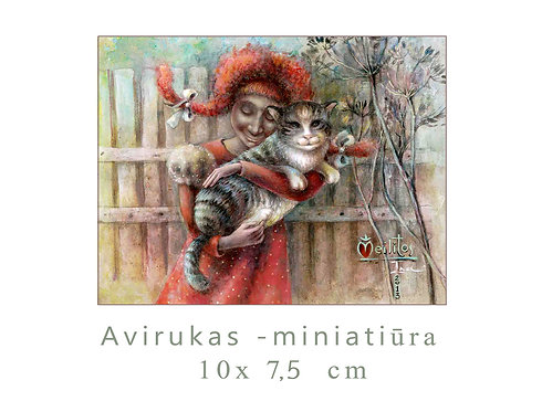 MINI Meilitos / 10x7,5 cm