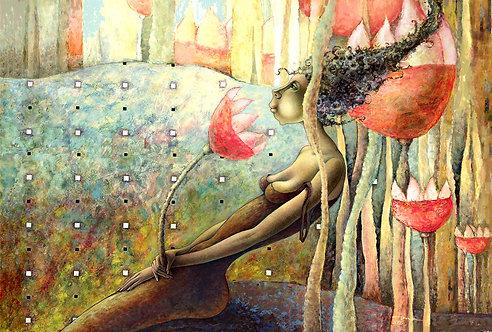 SVAJONĖ / DREAMER / 10 x15 cm