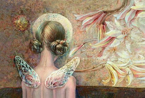 ANGELAS/ ANGEL / 10x15cm