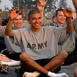 Yoga for veteraner med posttraumatisk stress syndrom