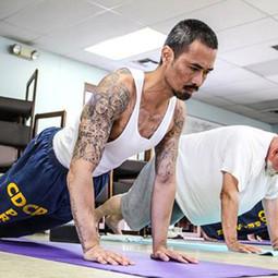 Prosjekt yoga i fengsel - en annen tilnærming til mennesker bak mur
