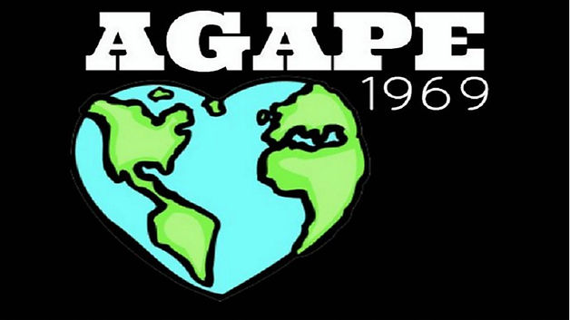 Agape1969 first logo