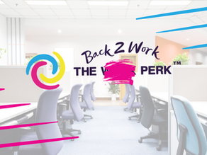 Announcement: We're launching our 'Back 2 Work' campaign