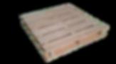 両面使用両翼形 木製パレット