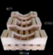 木製パレット 特殊パレット タンク積載