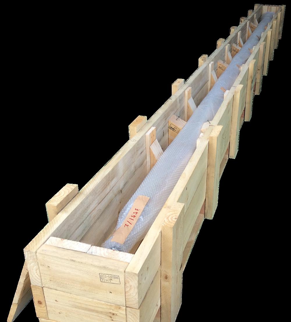 輸出用木箱 長尺