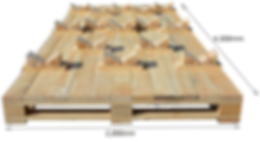 木製パレット 輸出 パレット輸出 特殊パレット 熱処理パレット