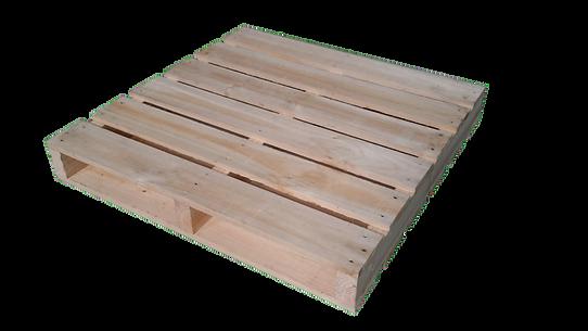 両面使用形二方差し 木製パレット