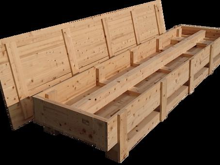 輸出用木箱(密閉型)
