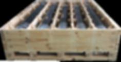 製品紹介 梱包 木枠 木箱