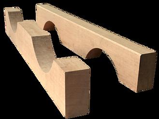 製品紹介 木材加工 堅木加工 特殊加工