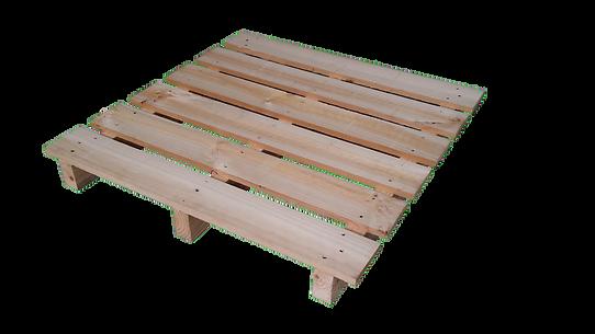 単面単翼型 木製パレット