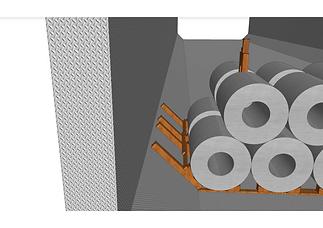 ダンネージ 緩衝材 輸出 荷固め チョッキング シュアリング