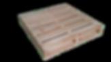 片面使用形二方差し 木製パレット