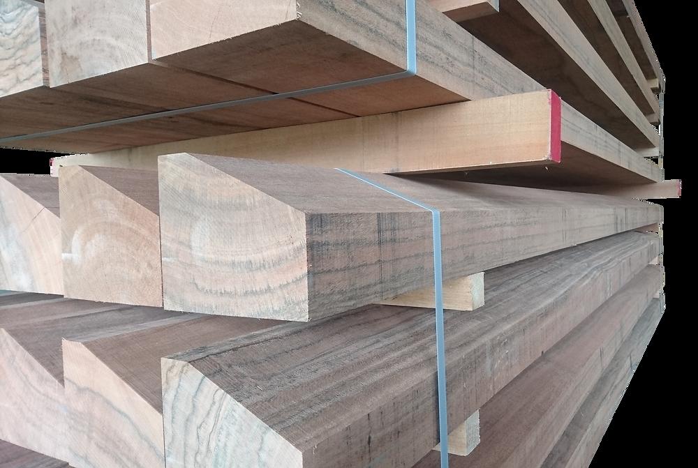 南洋材(堅木)加工品 リン木