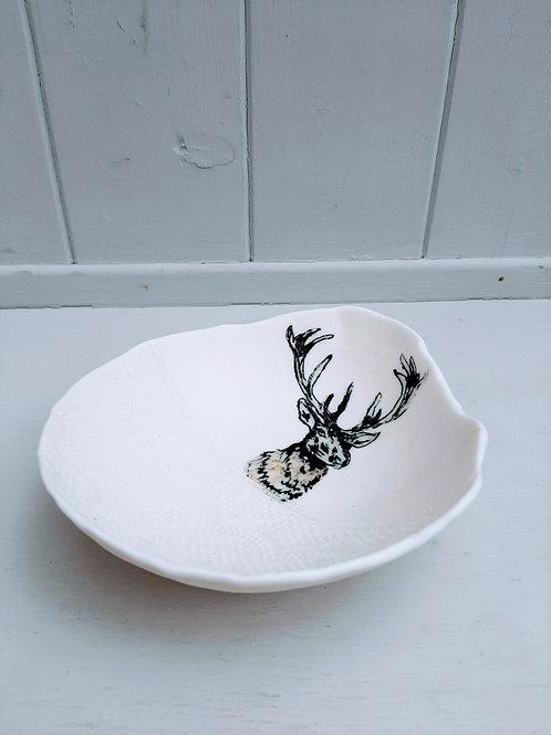 Stag Storage Bowl