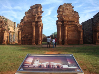 Missões Jesuítas (e Foz do Iguaçu)