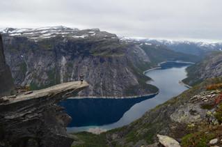 Uma semana na Noruega