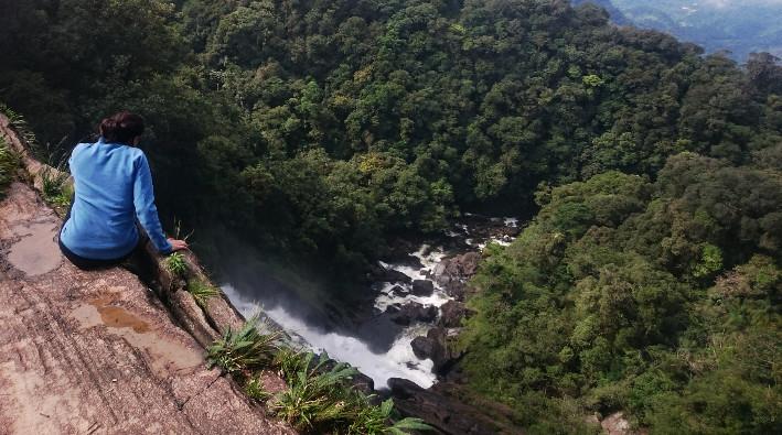 Cachoeira do Bracuhy, Serra da Bocaina