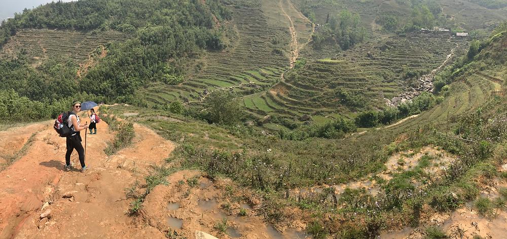 Muong Hoa Valley, Sapa, Vietnã