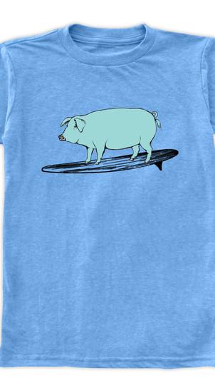 Men's 50/50 blend t-shirt