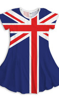 UK Flag Dress