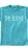 50/50 blend t-shirt
