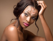 Photographer Saulius Ke Model Omphile Kgoleng HMUA Tiffany Cantin