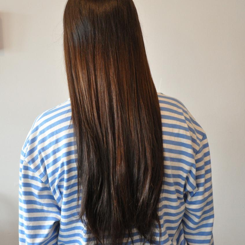 Hair by Tiffany using HairTalk Hair Extensions