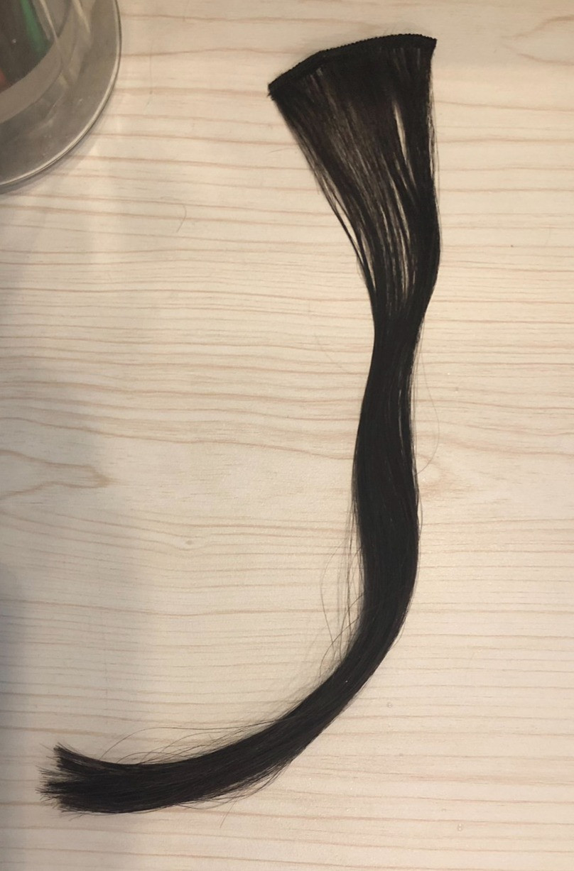 hair extension, Olaplex
