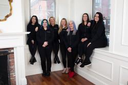 The Ladies of Six Bay Road Salon & Spa