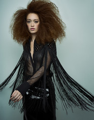 Photography: Topher Scott Photo Designer Frederick Anderson Collection Model Emma Loughran Hair & Makeup Tiffany Cantin