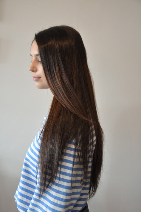 Hair Extensions by Tiffany Cantin
