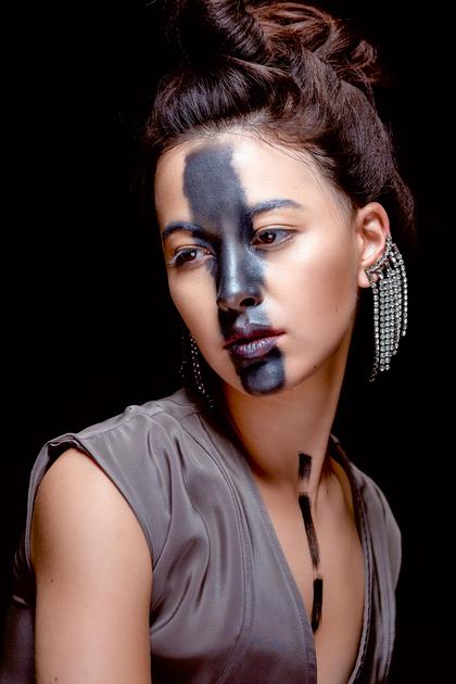 Photographer Saulius Ke Model Maya Simone HMUA Tiffany Cantin