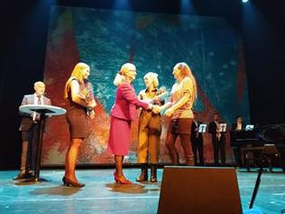 Krapp vant Omsorgsprisen