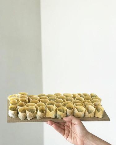 Meat stuffet Tortellini