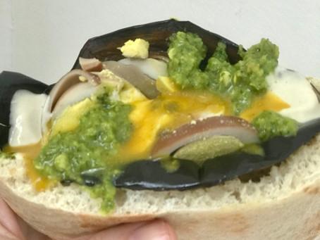 The Perfect Sabich Sandwich