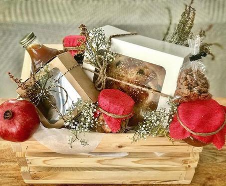 Rosh-HaShanah basket
