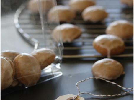 Rosh Hashana Honey Cookies - Duvshaniot