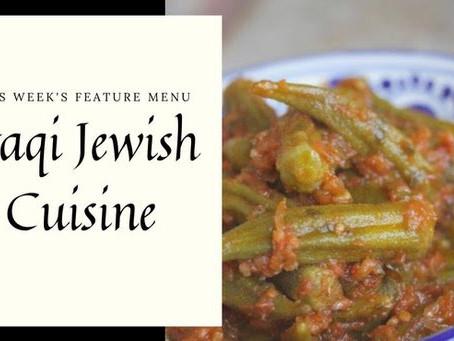 Iraqi Jewish Cuisine
