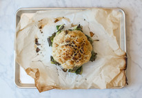 Roasted cauliflower - Eyal Shani style