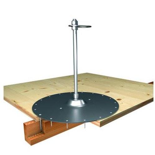 Anschlagpunkte Holz: Schichtplatten: EAP F 16/500 P S