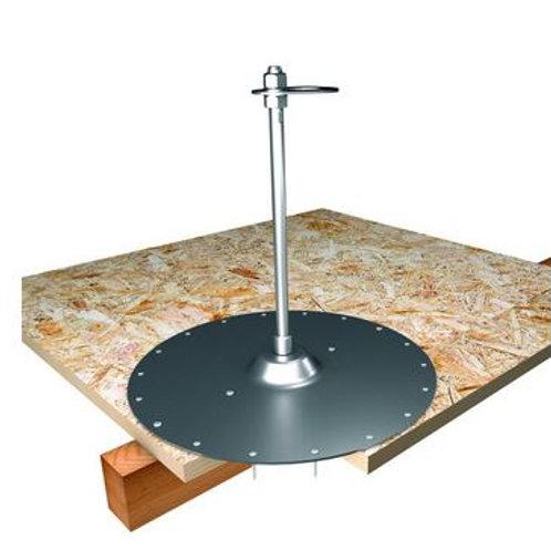 Anschlagpunkte Holz: OSB Platten: EAP F 16/500 P OSB