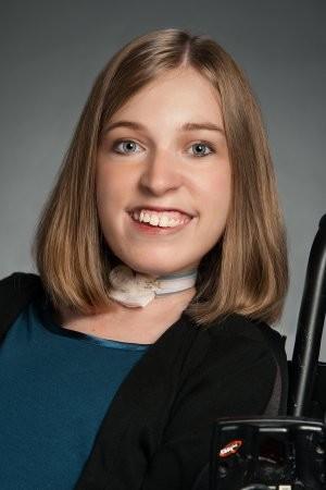 Rachel Markley - SMA Type 2 Adult Representative